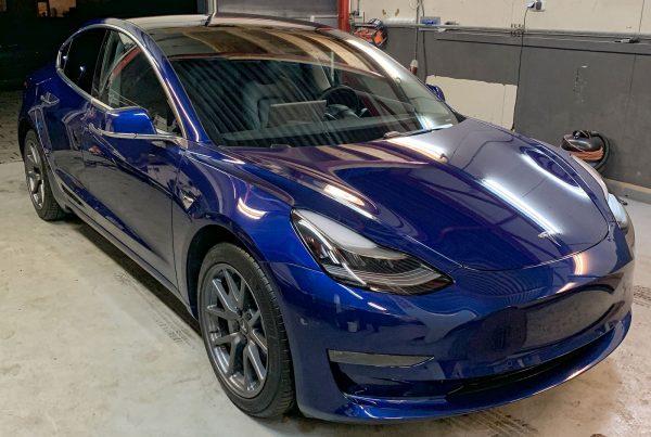 Tesla lak problemen